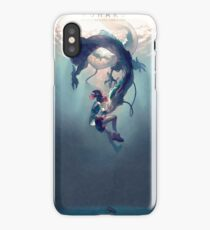Spirited Away - Kohaku  iPhone Case