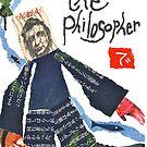 Stamp People Series (H.D.Thoreau) by dosankodebbie