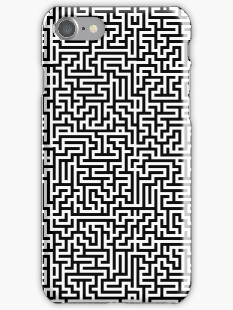 Maze by Ovidiu Avrămuş