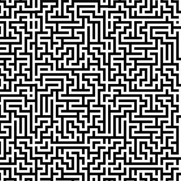 Maze by ovidiuav