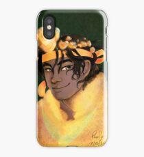 Hunk Portrait iPhone Case/Skin