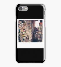 Library Polaroid iPhone Case/Skin