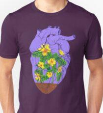 Heart Terrarium  Unisex T-Shirt