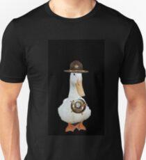 Deputy Dudley duck ready for duty! T-Shirt