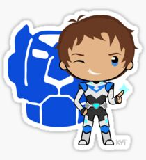 Blue Lion - Voltron Sticker
