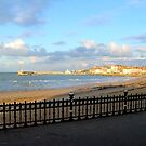 Margate Seafront by Melissa Contreras