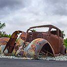 Cars of Route 66 / San Bernardino by RoySorenson