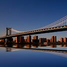 Manhattan Bridge by makatoosh