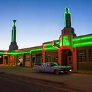 Cars of Route 66 / Shamrock, TX by RoySorenson