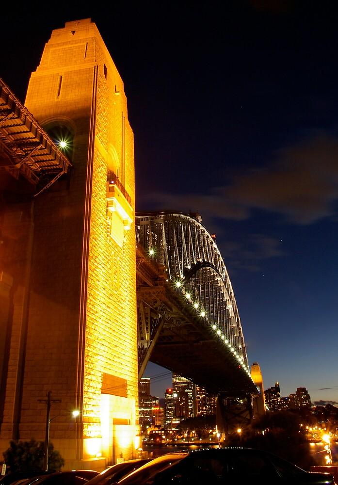 Harbour Bridge, Sydney by worthy87