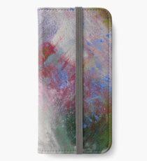Wrap Yarn 1 iPhone Wallet