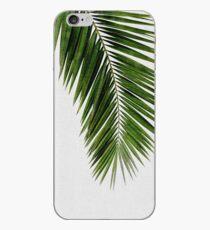 Palm Leaf Green I iPhone Case