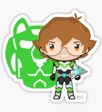 Green Lion - Voltron Sticker