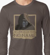 A Gorilla Has No Name - Game of Thrones Parody T-Shirt