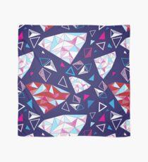 Seamless geometric pattern of triangles Scarf