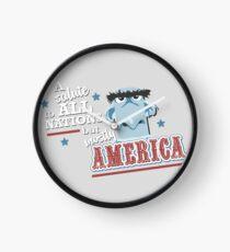 Amerika Uhr
