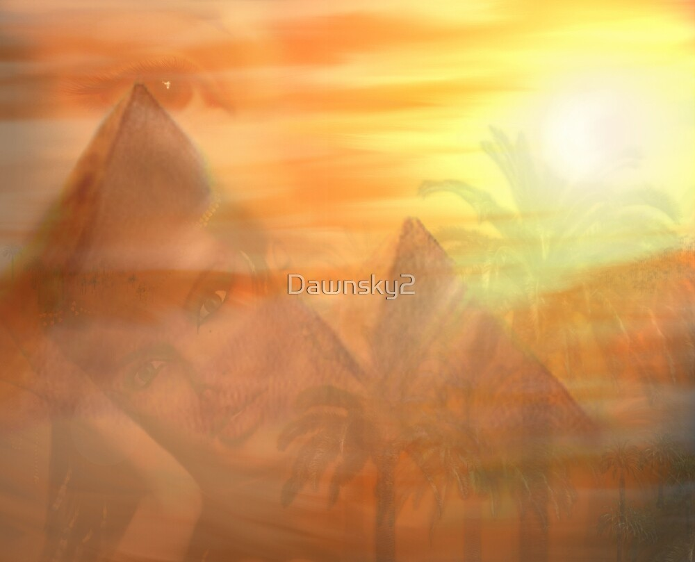 Egyptian dreams of Old by Dawnsky2