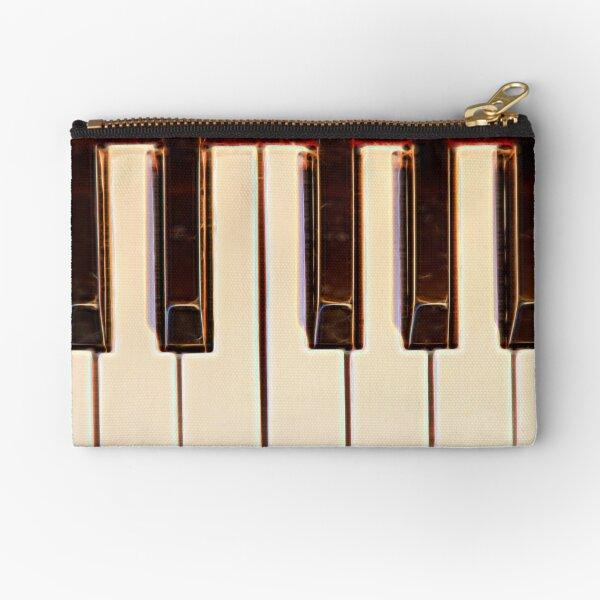 Piano Octave Zipper Pouch