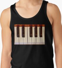 Piano Octave Tank Top