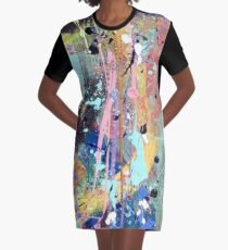 One tree river Graphic T-Shirt Dress