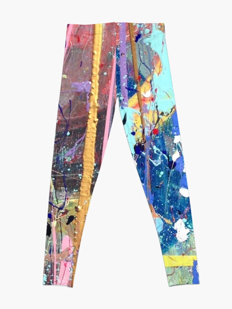 Alternate view of One tree river Leggings