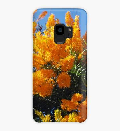 Nuytsia Orange Case/Skin for Samsung Galaxy