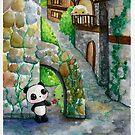 Dino & Panda - Secret Date by DinoPanda