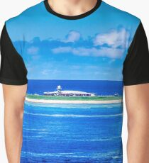 Remote Weather Station Graphic T-Shirt