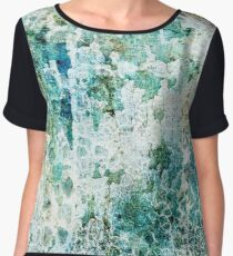 The garden in late summer Women's Chiffon Top