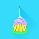 Cupcake Icon by valeo5