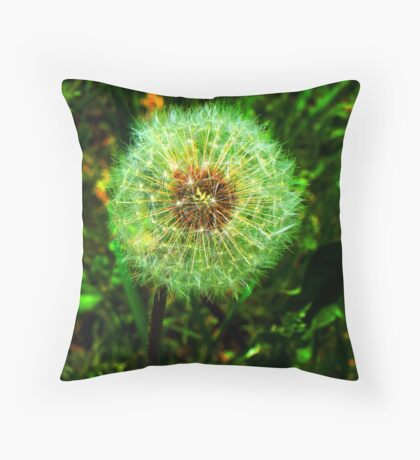 Impression. Throw Pillow