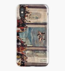 The Feast in the House of Simon the Pharisee 1570 Paolo Veronese iPhone Case/Skin