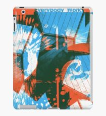 Jay Som - Everybody Works | Album Works iPad Case/Skin