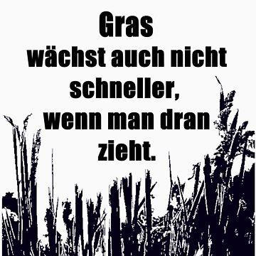 Gras T-Shirt German by Juni