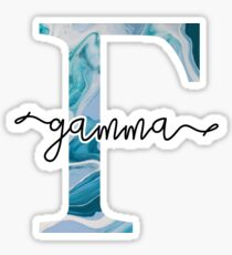 marble 3.0 - gamma Sticker