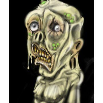 Zombie by mrsize