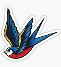 Sailor Bird Sticker