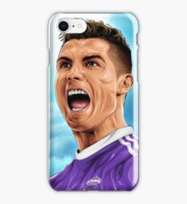 THE MAN - CR7 iPhone Case/Skin