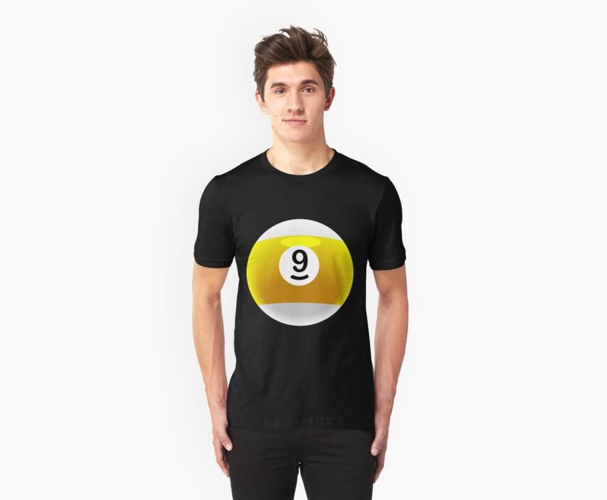 Behind the 9 Ball by Mason Mullally