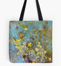 Autumn water Tote Bag