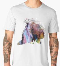 Porcupine Art Men's Premium T-Shirt
