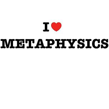I Heart Metaphysics by Spottyfriend
