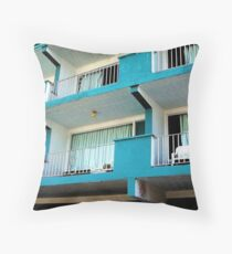 motel 1 Throw Pillow