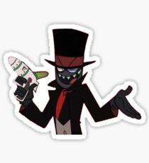 pew pop pew Sticker