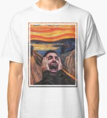Lito screaming - Sense8 Classic T-Shirt