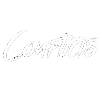Conflicts logo by squidg3
