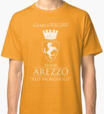 Game of Tuscany - Arezzo Classic T-Shirt