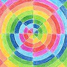 2009 - Grobflächige Farbenspirale von tigerthilo