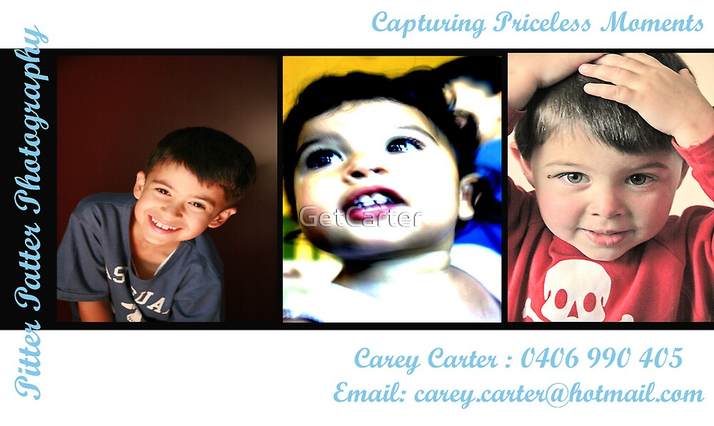 Pitter Patter Photography by GetCarter