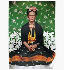 Frida Kahlo Vouge Cover poster high quality Poster